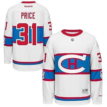 27985cfcaa9 Carey Price Montreal Canadiens 2016 NHL Winter Classic Premier Replica  Jersey - Size Medium