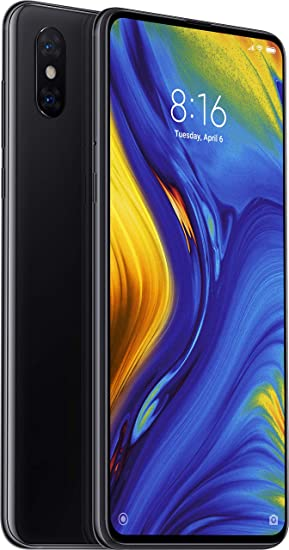 dd48764cc9e Xiaomi Mi Mix 3 6GB RAM and 128GB Storage 6.39-Inch Android 9 UK Version