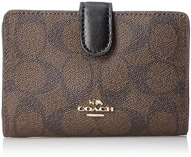 finest selection 97950 bfc14 Amazon | [コーチ] 財布 F23553 ブラウン [並行輸入品] | COACH ...