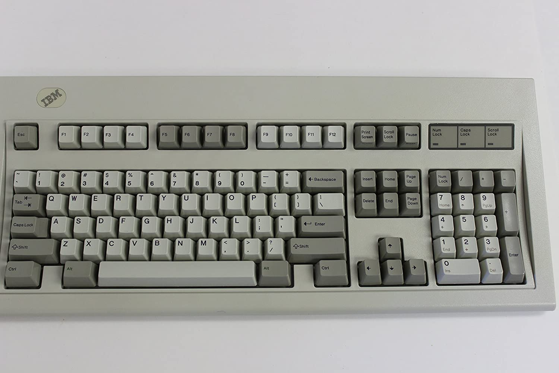 1392090 Ibm 8525 101key Ps//2 Keyboard