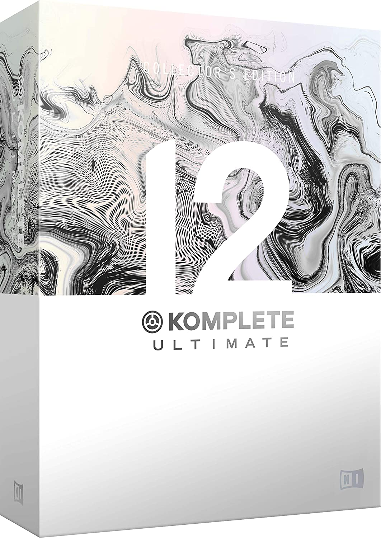 Komplete 12 ULTIMATE Collectors Edition UPGRADE KU8-12