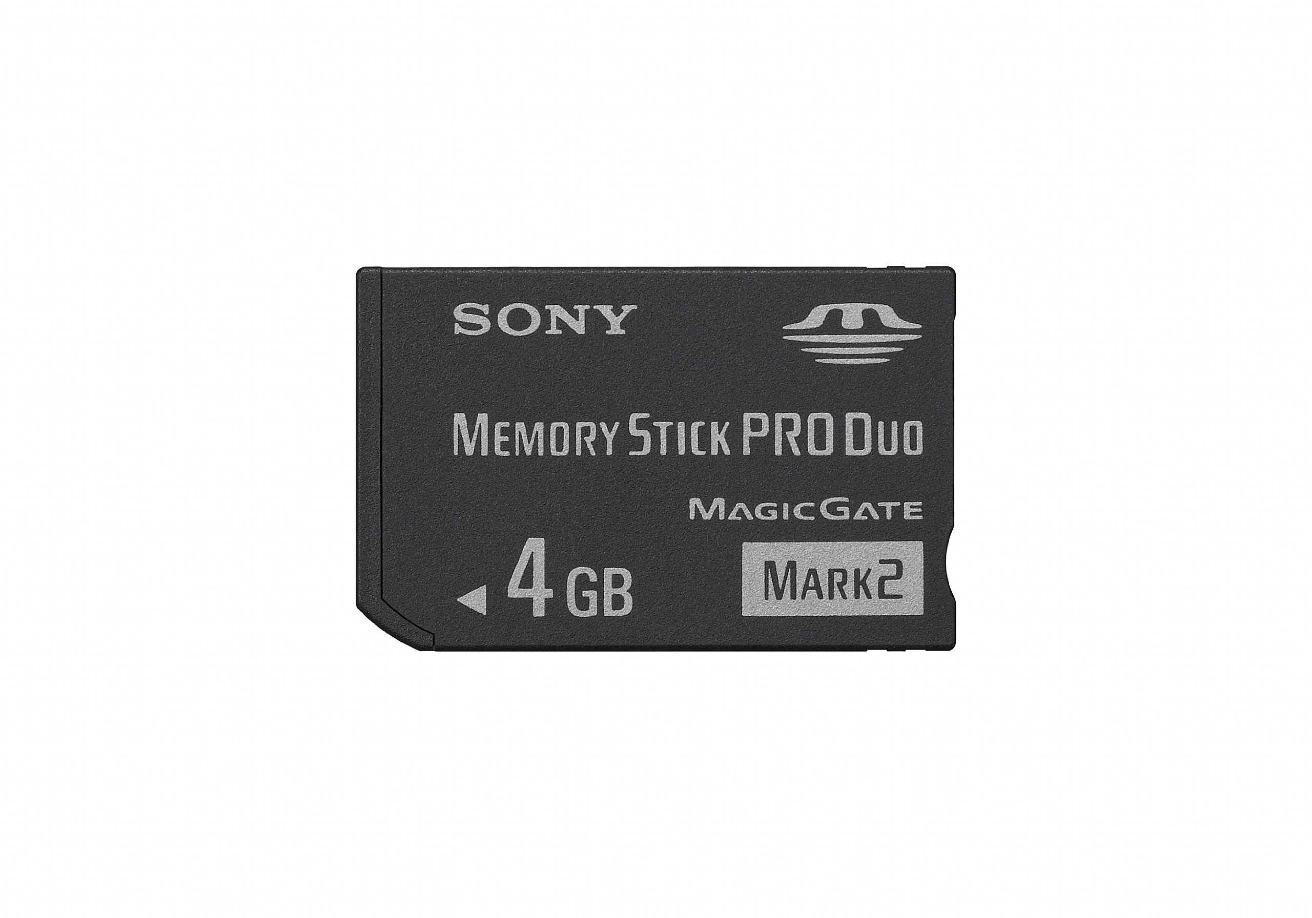 Sony 4GB MS PRO DUO (Mark 2) Memory Stick (MSMT4G/TQMN)