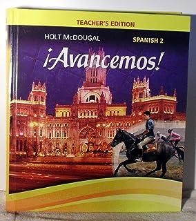 Amazon avancemos teacher one stop planner dvd rom level 2 avancemos teacher edition level 2 2013 spanish edition fandeluxe Choice Image