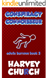 Conspiracy Connoisseur (Edwin Burrows Mystery Book 3)