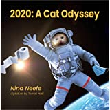 2020 A Cat Odyssey: A Whimsical Journey Through a Pandemic Year (Nina's Cat Tales)