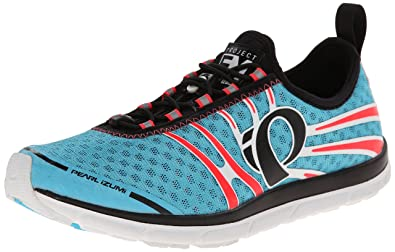 Pearl Izumi Women's W Em Tri N 1 Ba/ep Tri Running Shoe, Blue
