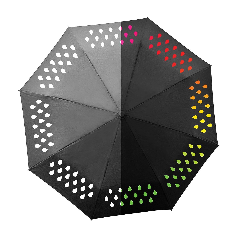 6b2f38927b4 Amazon.com: Suck UK Colour Change Umbrella: Home & Kitchen