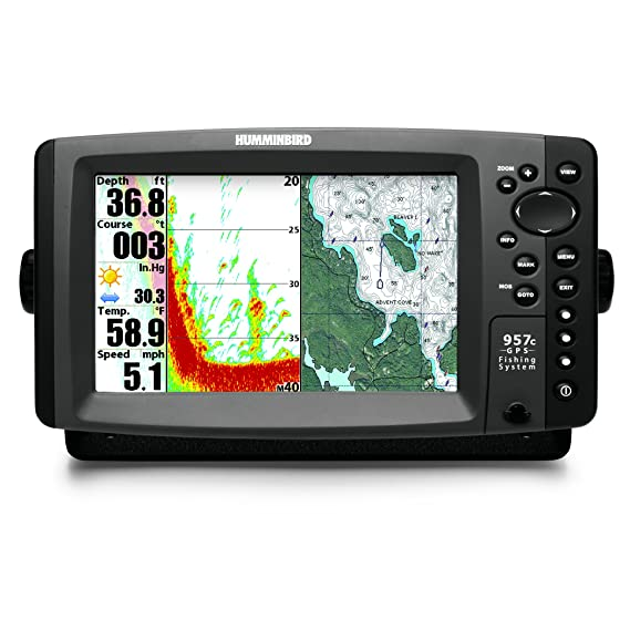 Remarkable Amazon Com Humminbird 957C Combo 8 Inch Waterproof Marine Gps And Wiring Cloud Hisonuggs Outletorg