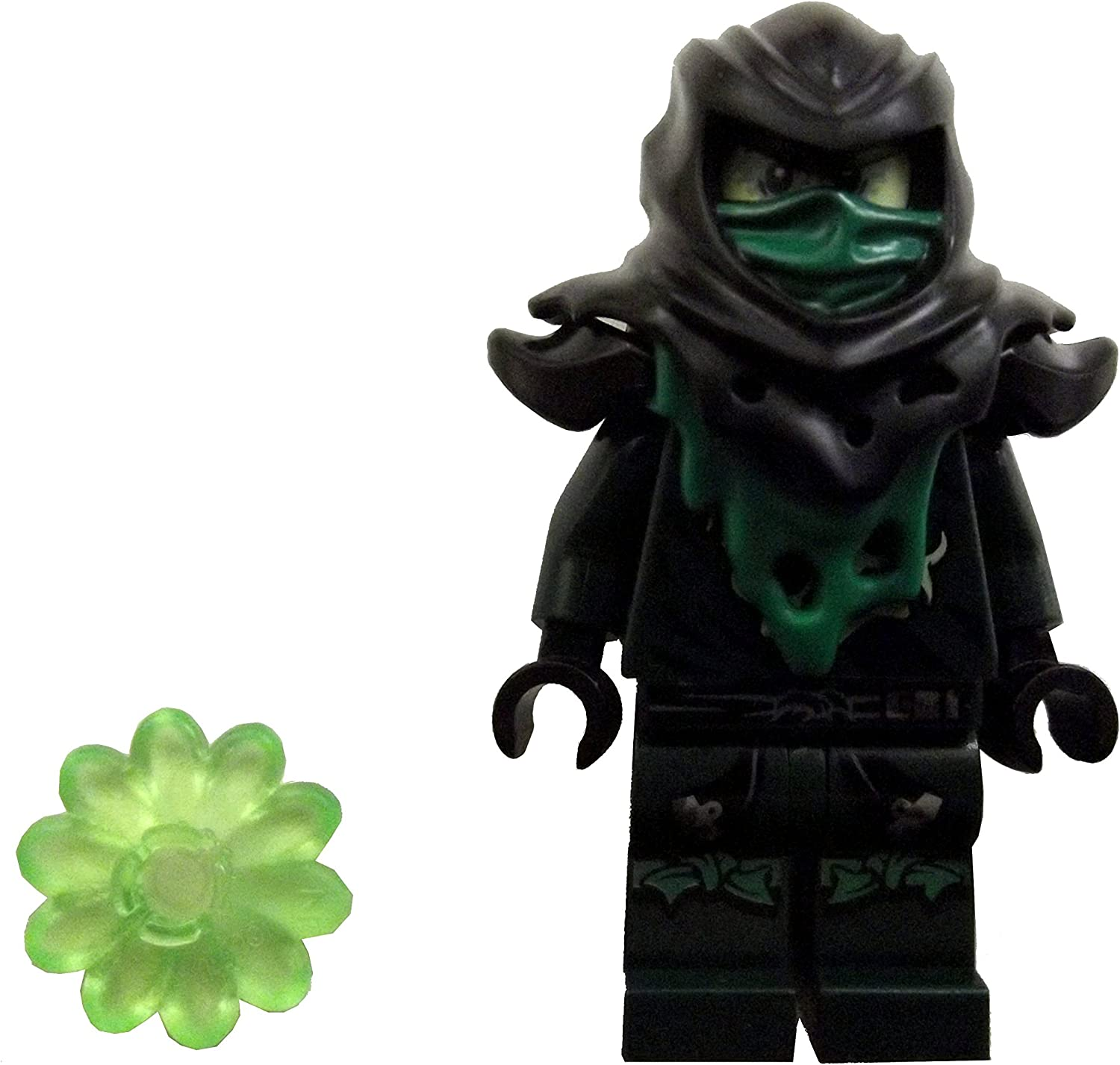 LEGO Ninjago: Possessed Evil Lloyd Green Ghost Ninja Minifigure
