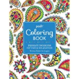 Posh Adult Coloring Book: Paisley Designs for Fun & Relaxation (Volume 10) (Posh Coloring Books)