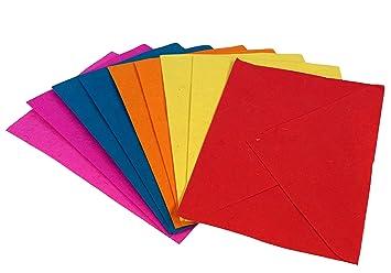 guru shop envelopes coloured rice paper 12 7x17 8 cm notebooks