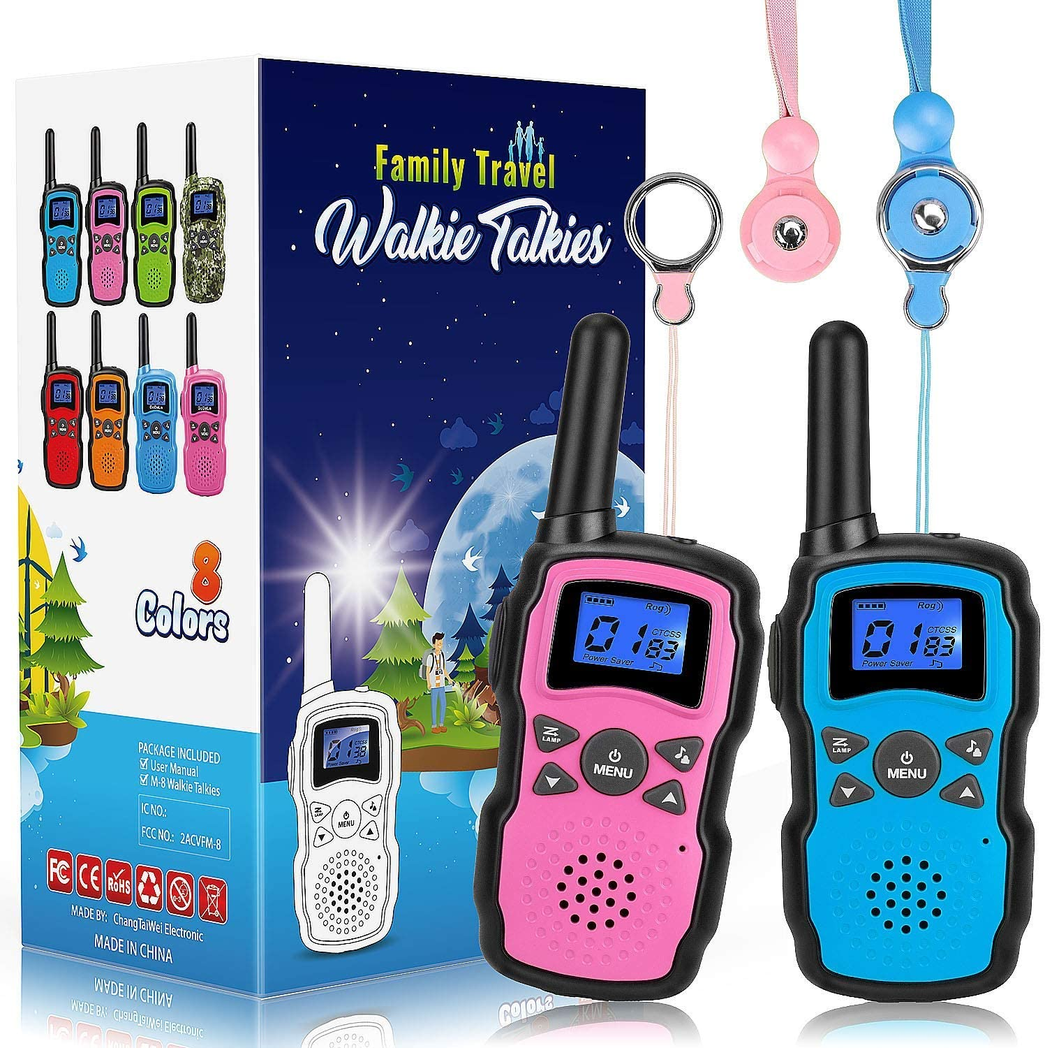 Wishouse walkie talkies for cruise