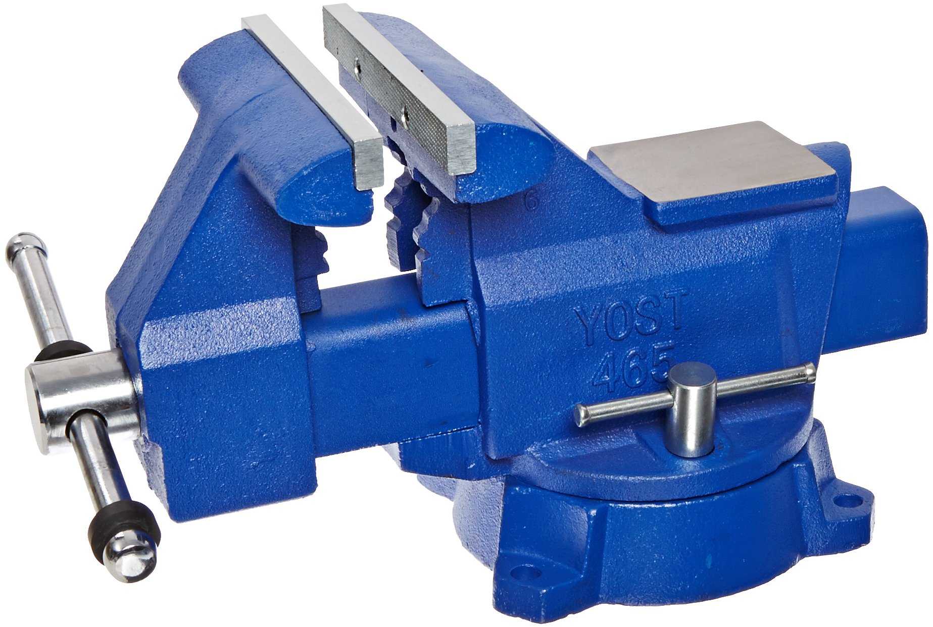 Yost Vises 465 6.5'' Combination Pipe and Bench Vise by Yost Tools (Image #2)
