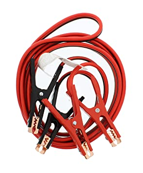 Abn Booster Cables 6 Gauge Jump Start Battery Jumper Cables With Case 16 Ft Booster Jumper Cables Kit For Cars
