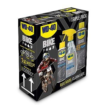 WD-40 - Kit de limpieza para bicicleta (1 espray para todo tipo de ...