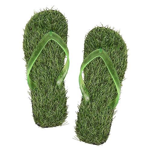 85e6d129da8c DRUNKEN Men Grass Slipper  Buy Online at Low Prices in India - Amazon.in