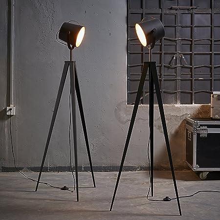 Amazon.com: versanora Artiste – Lámpara de pie con trípode ...