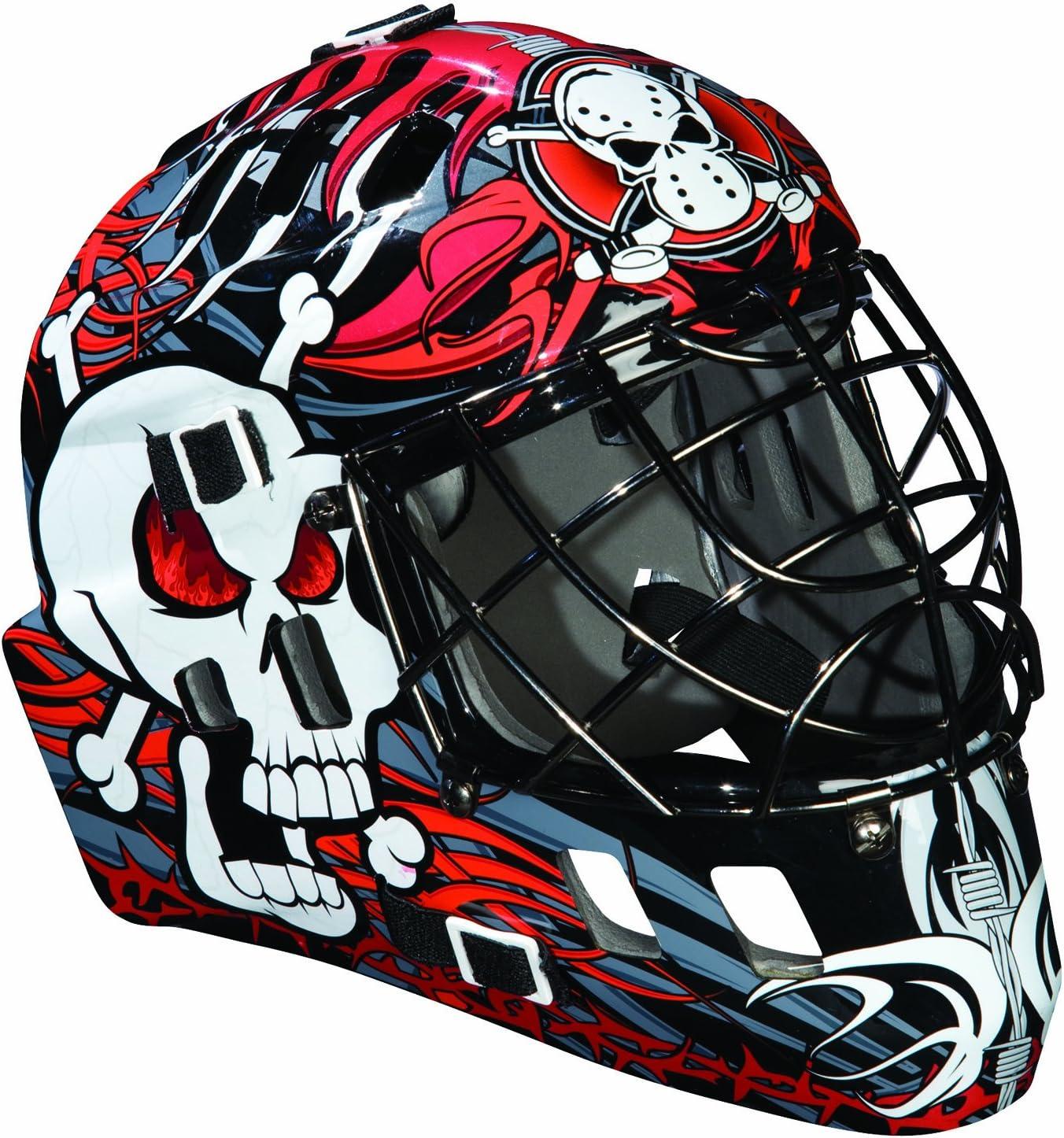 Franklin Sports NHL Rage Street Hockey SX Pro GFM 1000 Goalie Face Mask : Hockey Masks And Shields : Sports & Outdoors