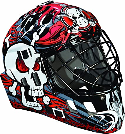Amazon Com Franklin Sports Nhl Rage Street Hockey Sx Pro Gfm 1000 Goalie Face Mask Hockey Masks And Shields Sports Outdoors
