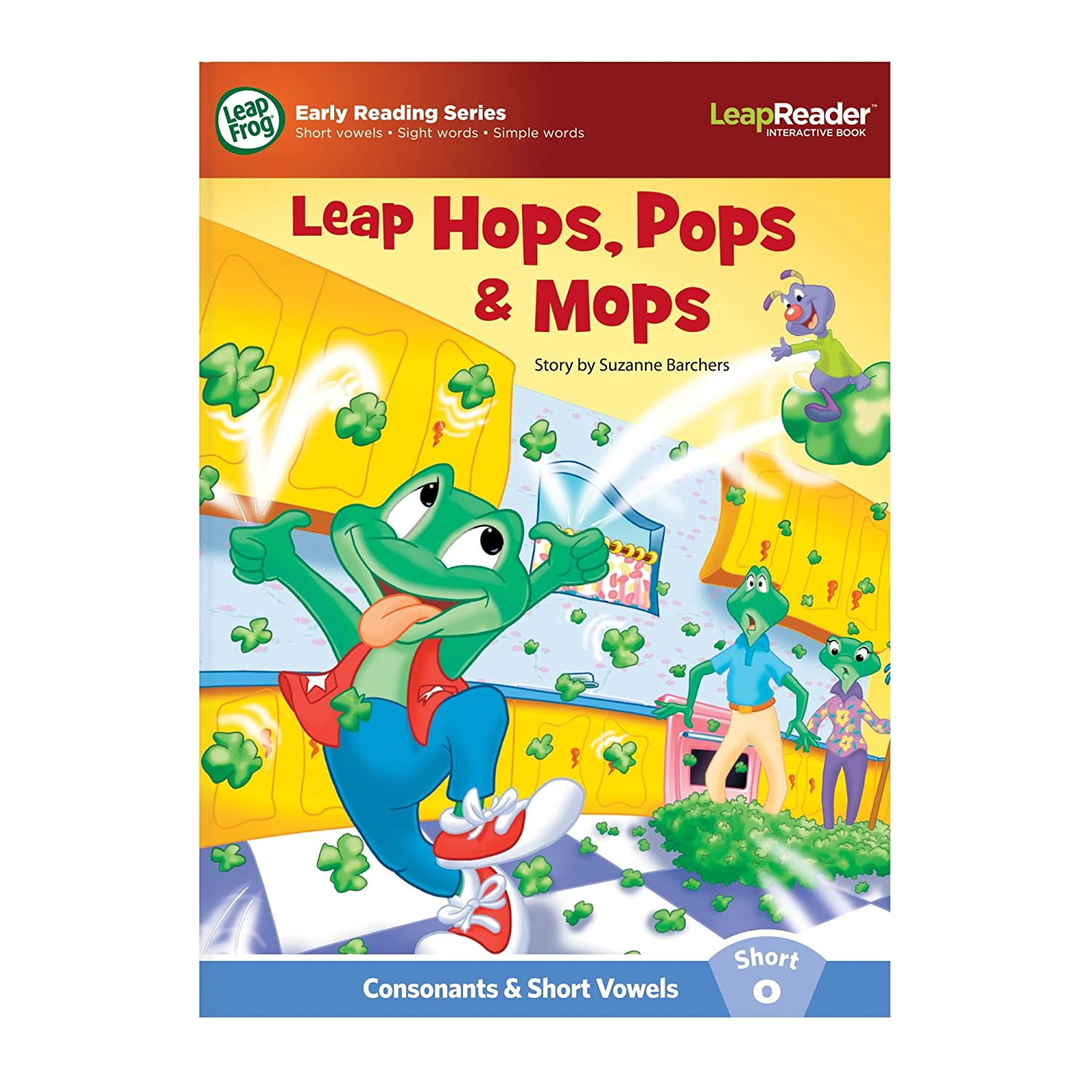 Amazon LeapFrog LeapReader Learn to Read Volume 1 works