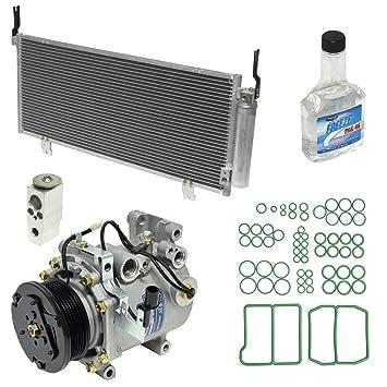Aire acondicionado universal KT 1442D A/C Compresor/Componente Kit: Amazon.es: Coche y moto