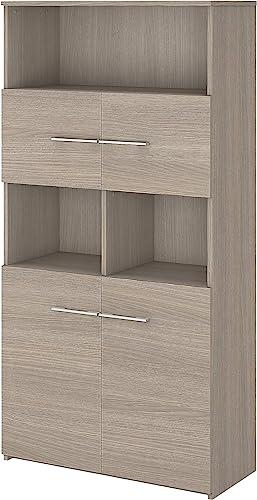 Bush Business Furniture Office 500 5 Shelf Bookcase