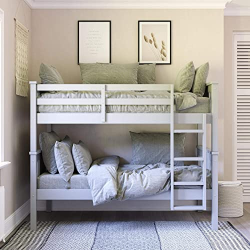 Dorel Living Dylan Twin Wood Bed