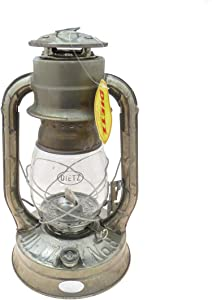 Dietz #8 Air Pilot Oil Burning Lantern (Unfinished (Rusty))