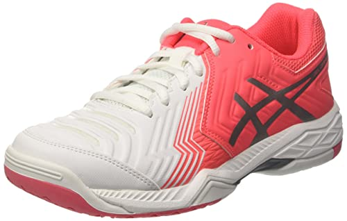 low priced 96104 ff153 ASICS Gel-Game 6, Chaussures de Tennis Femme, (Rouge Red Silver