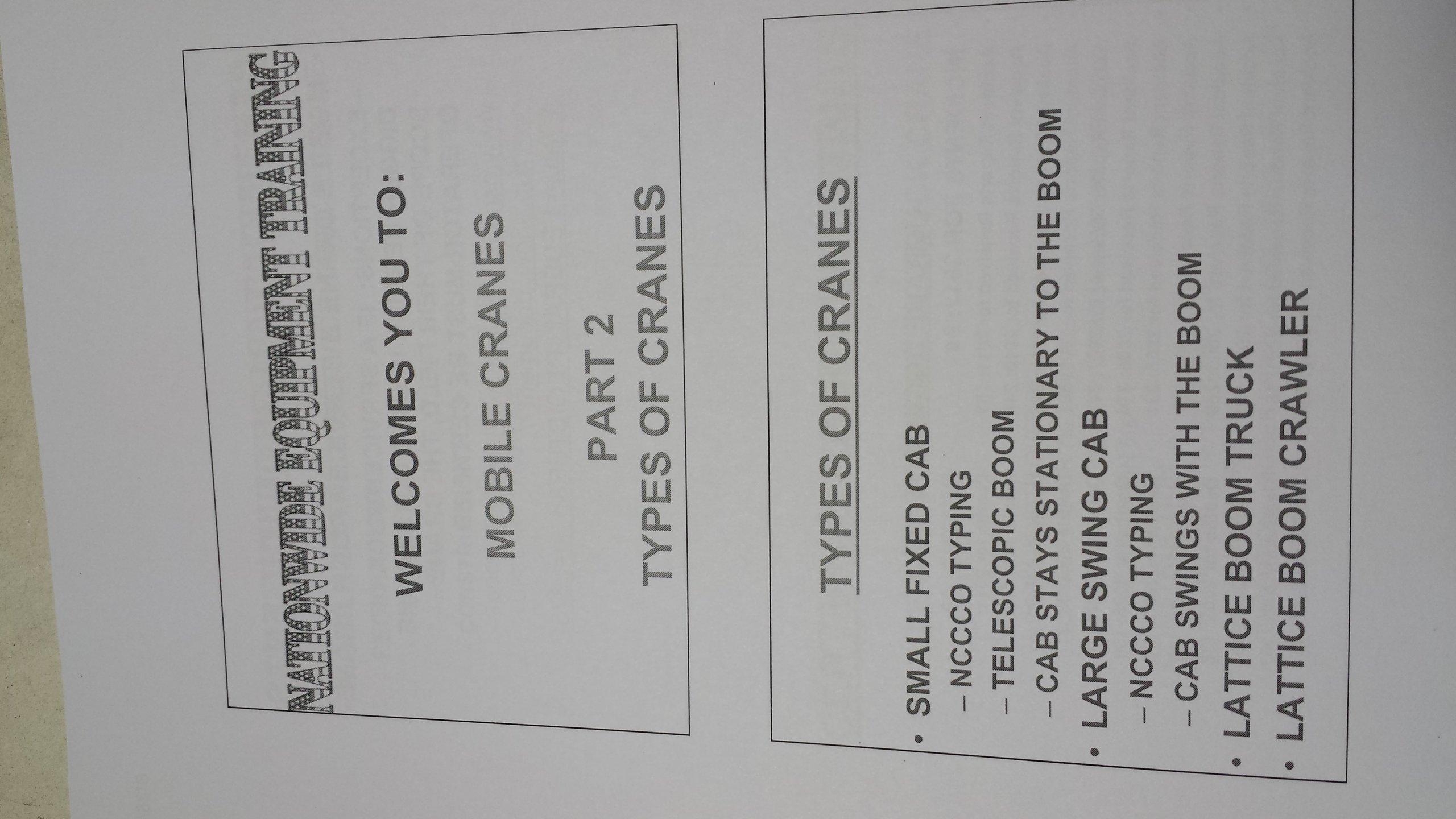 mobile crane operator study material don childers 9780615931715 rh amazon com ncco study guide nafcu nccco lift director study guide