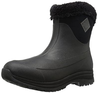 Amazon.com | Muck Boot Women&39s Arctic Apres Slip-On Snow | Snow Boots