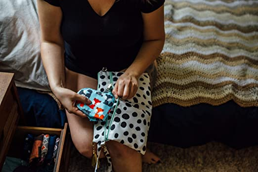 Amazon.com: lunapads almohadilla de larga de algodón ...