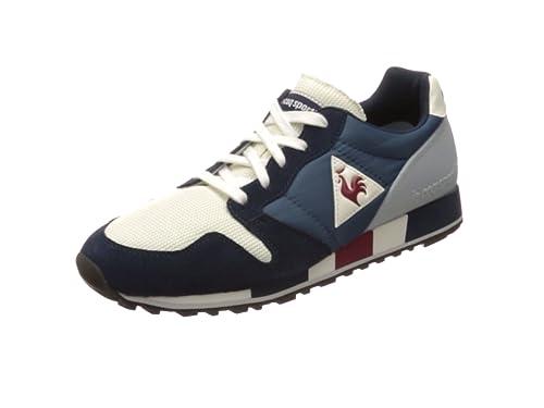 065b94e4182 LE COQ SPORTIF - Baskets basses - Homme - Sneakers Omega Suede Mesh ...
