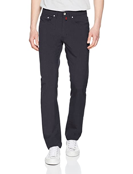 speical offer lace up in new release Pierre Cardin Men's Lyon Straight Jeans: Amazon.co.uk: Clothing