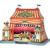 Lemax 64488 Crazy Cars Carnival Ride Amusement Park