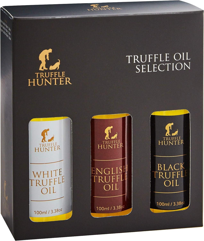 Selección de Aceite de Trufa Trufflehunter (3 * 100 ml)