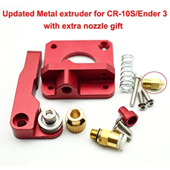 Ender 3 Acrylic Parts 1.75mm Frame Drive 3D Printer Extruder For Creality d