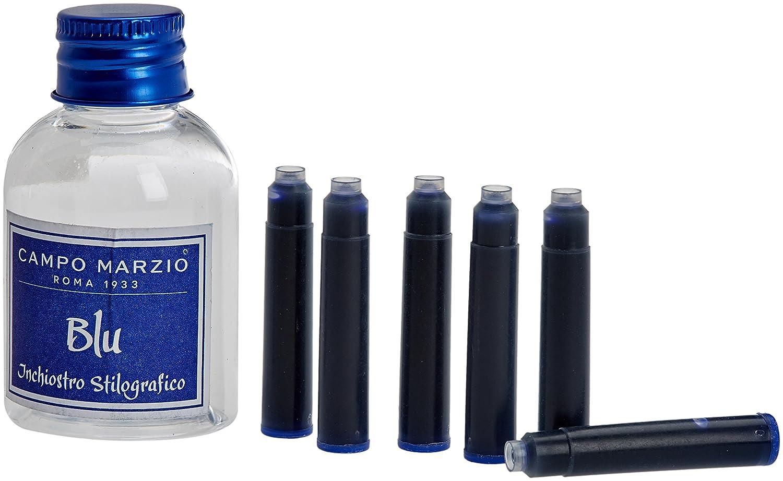 Campo Marzio her001009002 –  Barattolo da 6 Cartucce, colore: blu