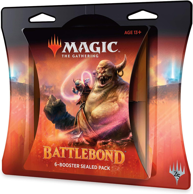 MTG Battlebond Booster Box English Sealed Magic The Gathering QUICK SHIP