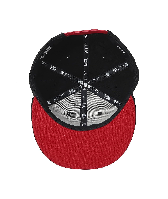 New Era 9Fifty Hat Monarcas Morelia Michoacan Liga Mexicana Soccer Black Snapback at Amazon Mens Clothing store: