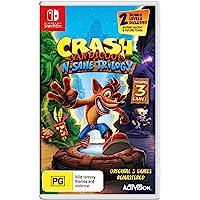 Crash Bandicoot Nsane Trilogy - Nintendo Switch