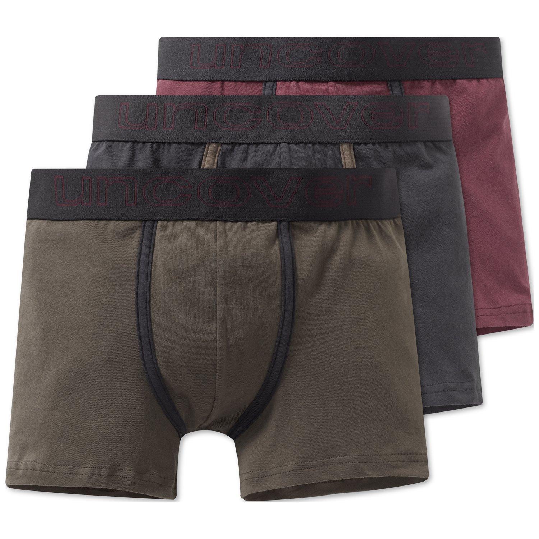 Schiesser Jungen Boxershorts, 3er Pack 163241