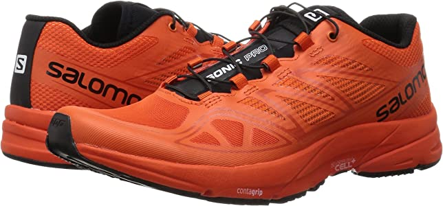 Salomon Sonic Pro Zapatillas para Correr - SS16-49.3: Amazon.es ...