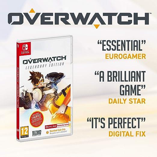 Overwatch Legendary Edition - Nintendo Switch [Importación inglesa ...