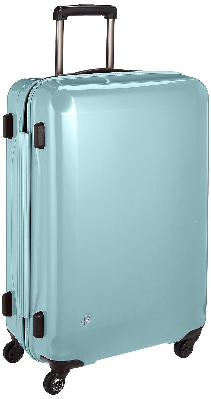[プロテカ] スーツケース 日本製 ラグーナライトFs サイレントキャスター  67L 65cm 3.4kg 02743 B072QC7NWF ピーコックブルー
