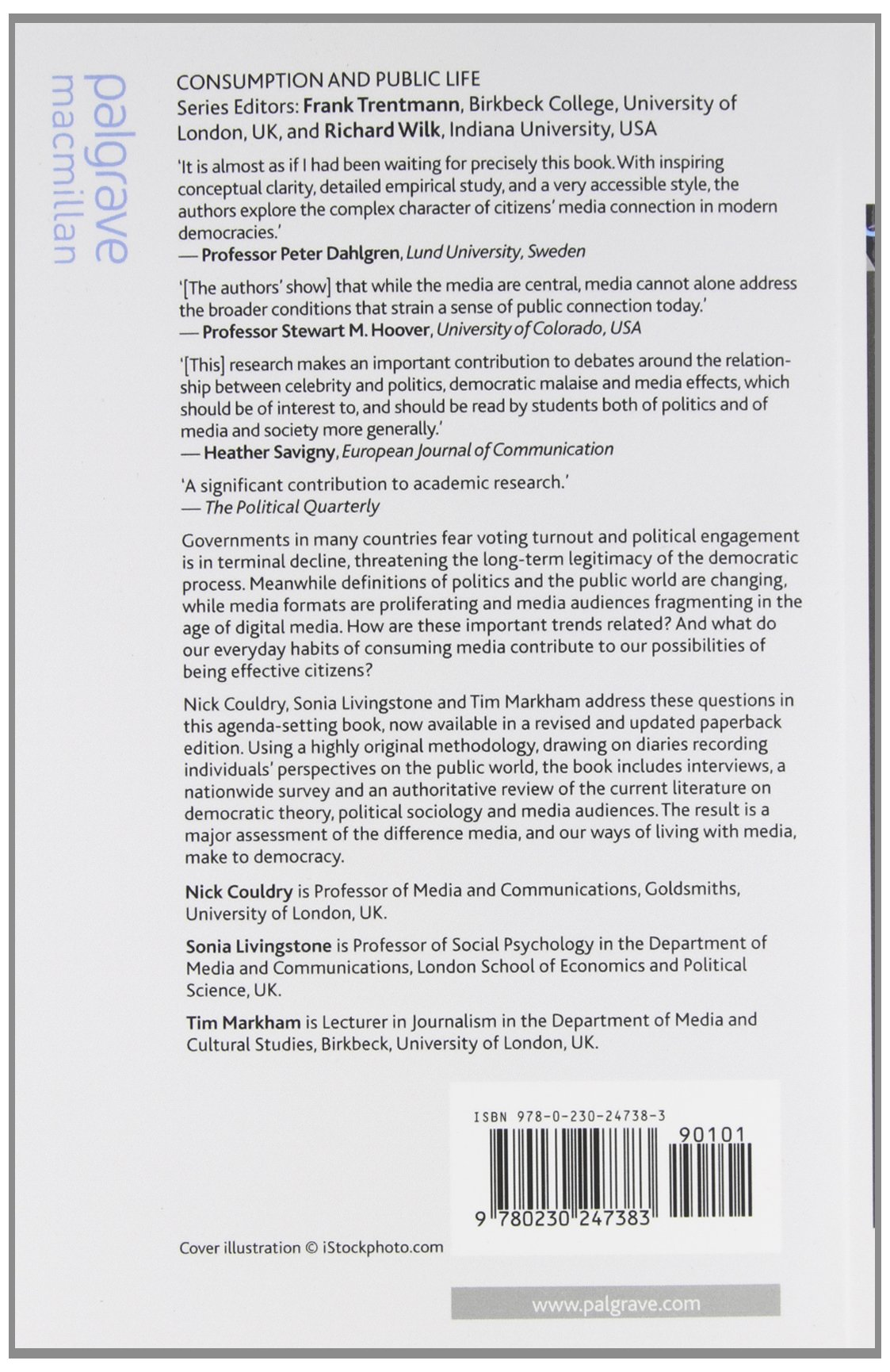 Essential Principles for Contemporary Media and Communications Policymaking