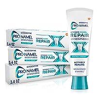 Deals on 3-Pack Sensodyne Pronamel Intensive Enamel Repair Toothpaste 3.4Oz