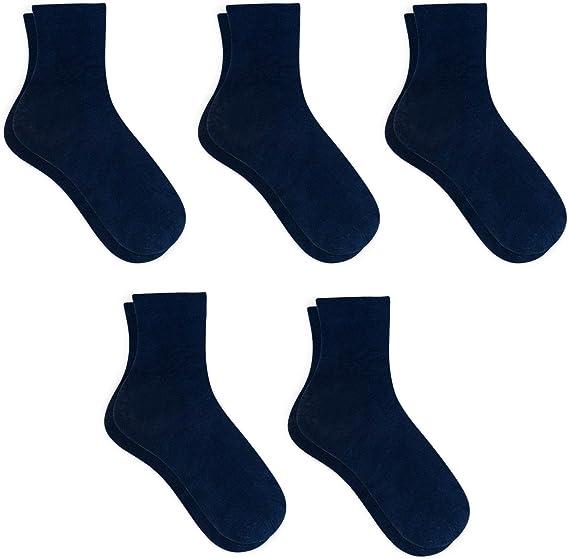 Snocks ® kurze Herren Business Socken (5x Paar) Lange