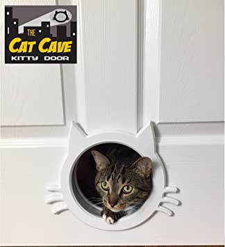 sc 1 st  Amazon.com & Amazon.com : The Cat Cave Interior Cat Door gate way : Pet Supplies