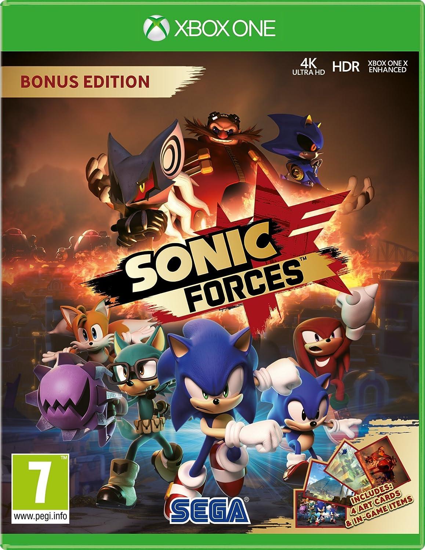 Sonic Forces Bonus Edition Xbox One Game: Amazon.es: Videojuegos